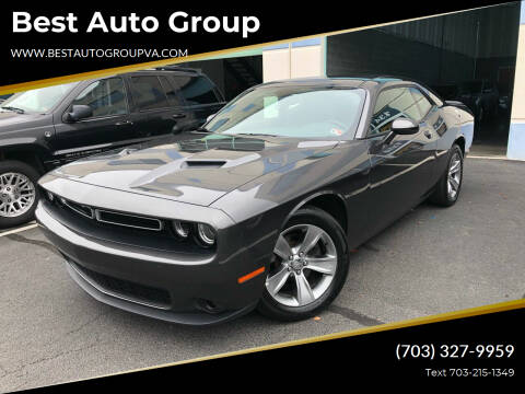 2019 Dodge Challenger for sale at Best Auto Group in Chantilly VA
