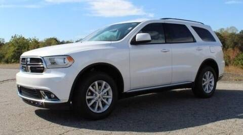 2020 Dodge Durango for sale at FAST LANE AUTOS in Spearfish SD