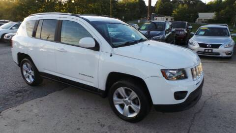 2016 Jeep Compass for sale at Unlimited Auto Sales in Upper Marlboro MD