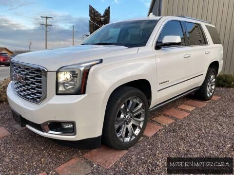 2018 GMC Yukon for sale at Modern Motorcars in Nixa MO