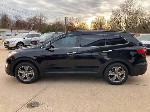 2013 Hyundai Santa Fe for sale at GRC OF KC in Gladstone MO