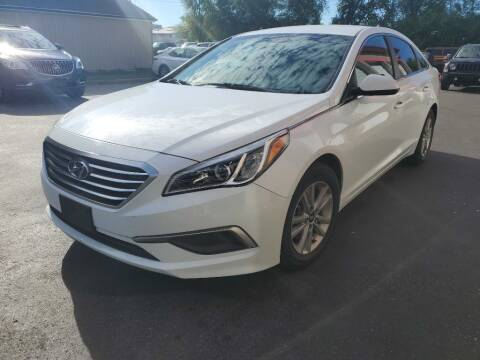 2016 Hyundai Sonata for sale at MIDWEST CAR SEARCH in Fridley MN