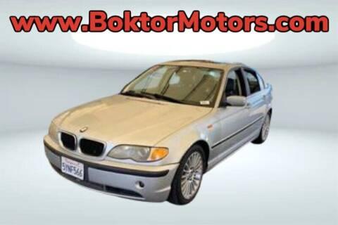 2002 BMW 3 Series for sale at Boktor Motors in North Hollywood CA