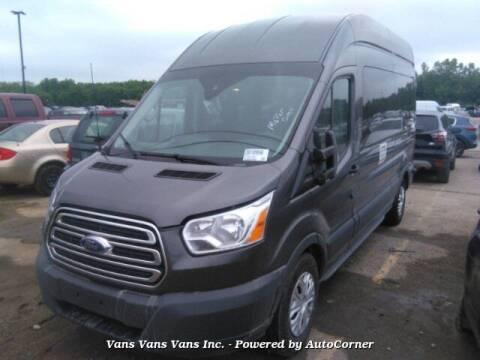 2018 Ford Transit Passenger for sale at Vans Vans Vans INC in Blauvelt NY