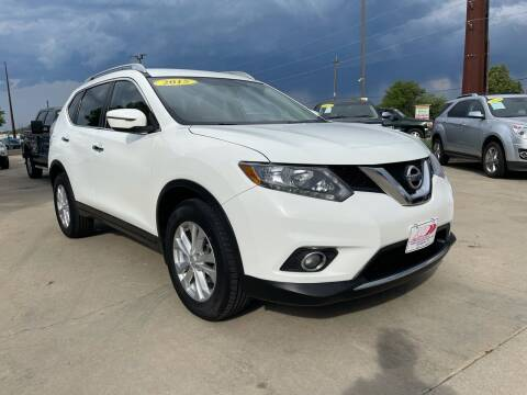 2016 Nissan Rogue for sale at AP Auto Brokers in Longmont CO