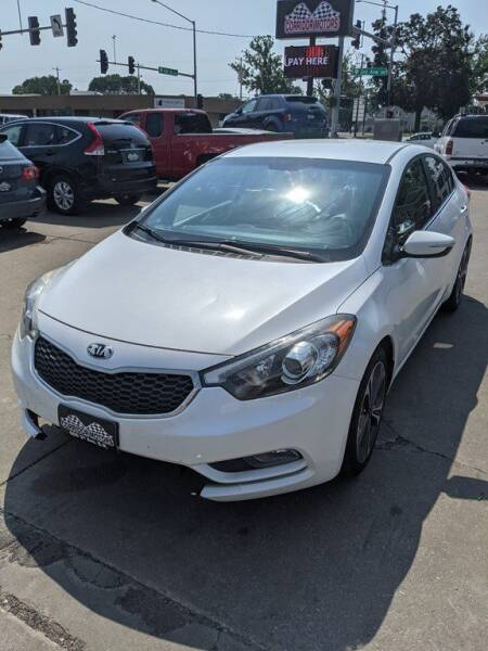 2014 Kia Forte for sale at Corridor Motors in Cedar Rapids IA