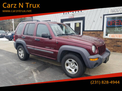 2003 Jeep Liberty for sale at Carz N Trux in Twin Lake MI