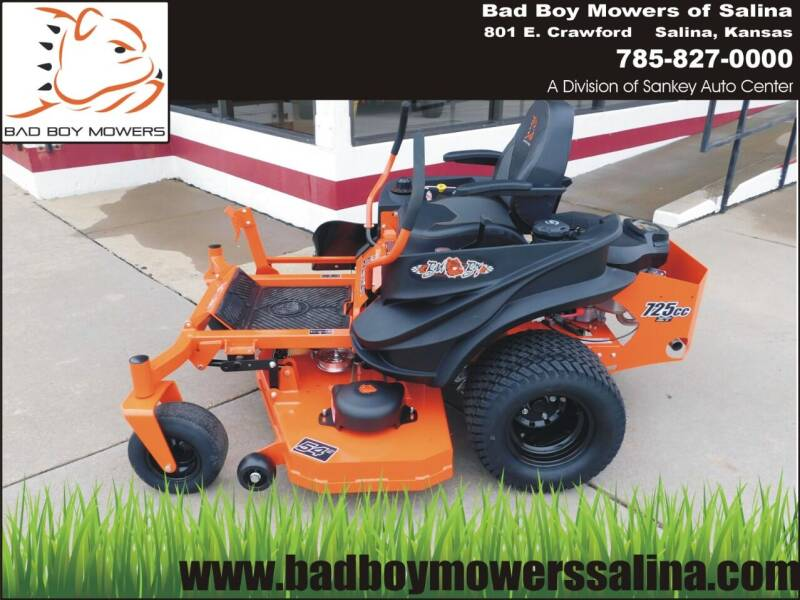 Bad Boy ZT Avenger 54 for sale at Bad Boy Mowers Salina in Salina KS