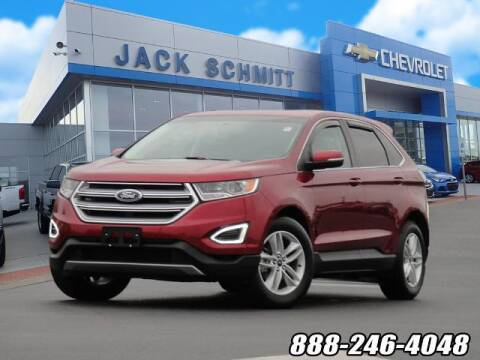 2018 Ford Edge for sale at Jack Schmitt Chevrolet Wood River in Wood River IL