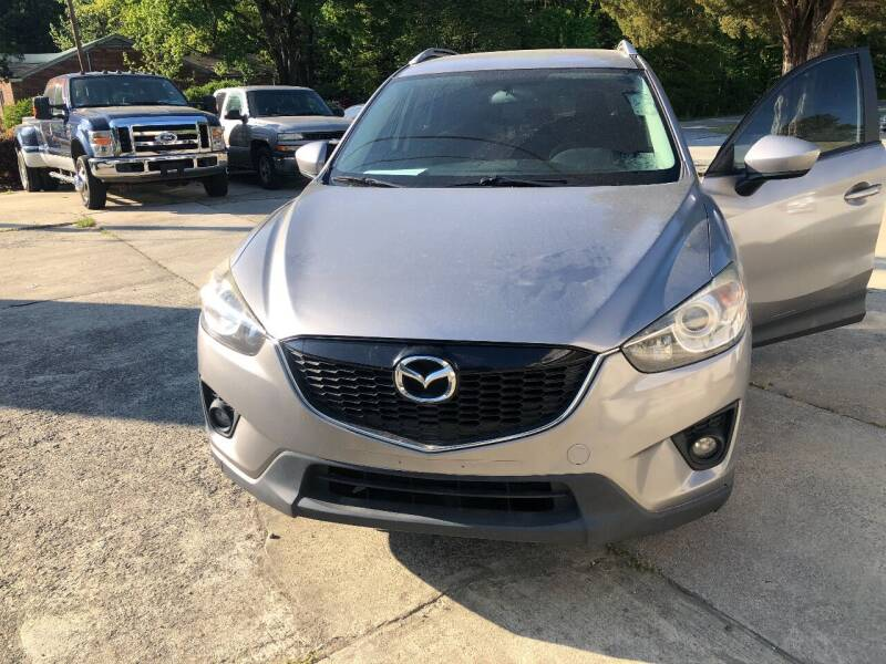 2014 Mazda CX-5 for sale at Moore's Motors in Durham NC