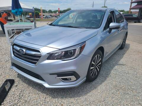 2018 Subaru Legacy for sale at Davidson Auto Deals in Syracuse IN