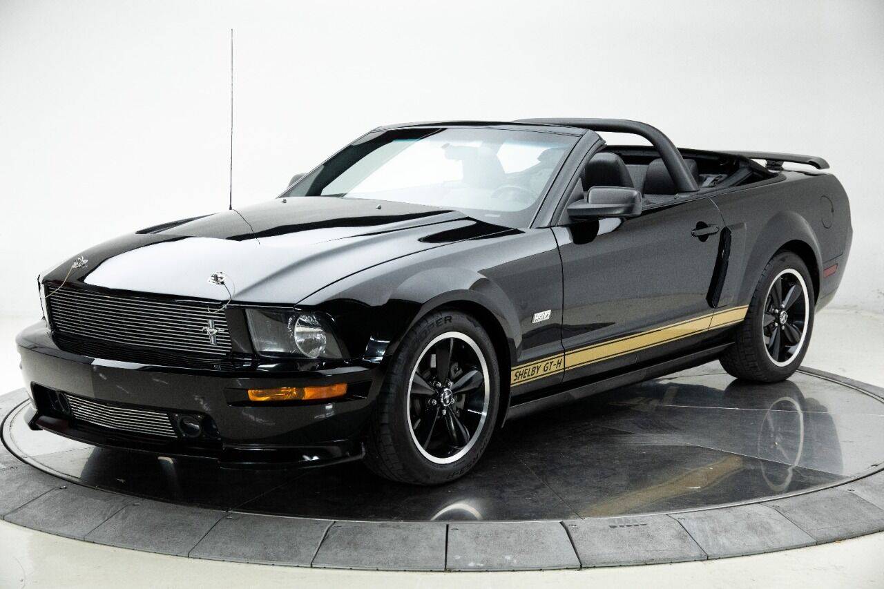2007 Ford Mustang 1