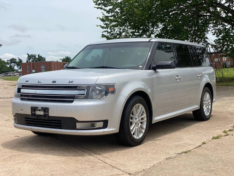 2013 Ford Flex for sale at Auto Start in Oklahoma City OK