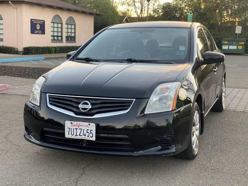 2010 Nissan Sentra for sale at ZaZa Motors in San Leandro CA