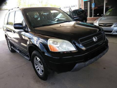 2004 Honda Pilot for sale at Divine Auto Sales LLC in Omaha NE