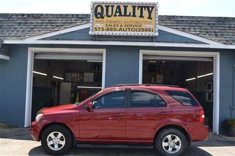 2009 Kia Sorento for sale at Quality Pre-Owned Automotive in Cuba MO