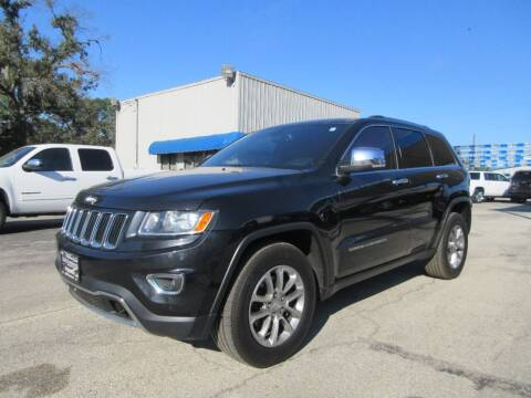 2015 Jeep Grand Cherokee for sale at Quality Investments in Tyler TX