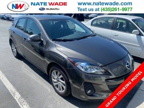 2013 Mazda MAZDA3 for sale at NATE WADE SUBARU in Salt Lake City UT