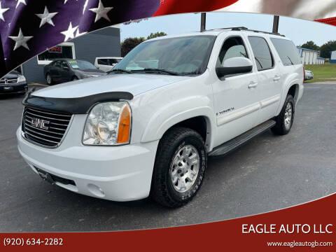 2007 GMC Yukon XL for sale at Eagle Auto LLC in Green Bay WI