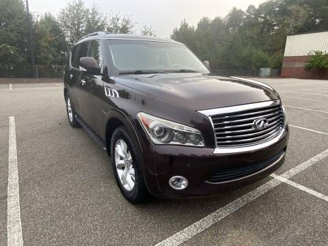 2011 Infiniti QX56 for sale at CU Carfinders in Norcross GA