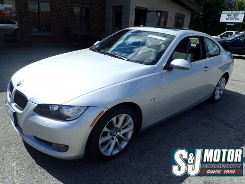 2008 BMW 3 Series for sale at S & J Motor Co Inc. in Merrimack NH