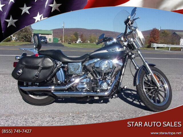2003 Harley-Davidson LOW RIDER for sale at Star Auto Sales in Fayetteville PA