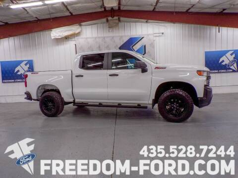2020 Chevrolet Silverado 1500 for sale at Freedom Ford Inc in Gunnison UT