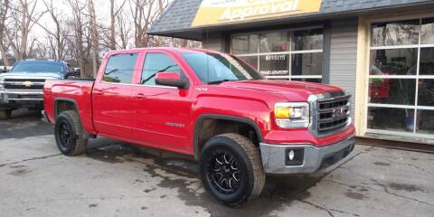 2014 GMC Sierra 1500 for sale at Kevin Lapp Motors in Plymouth MI