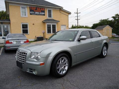 2006 Chrysler 300 for sale at Top Gear Motors in Winchester VA