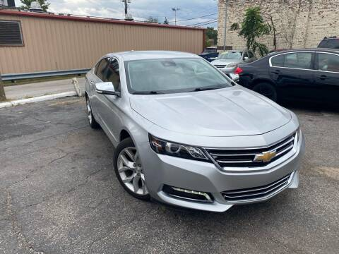 2016 Chevrolet Impala for sale at Some Auto Sales in Hammond IN
