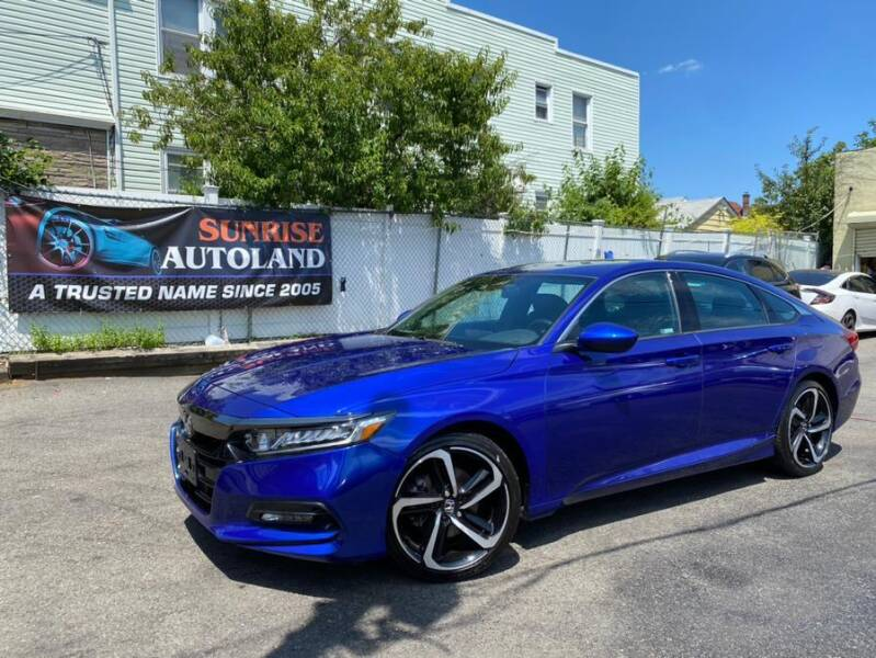 2018 Honda Accord for sale in Hollis, NY