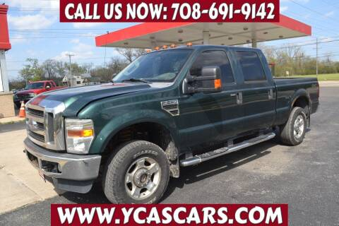 2010 Ford F-250 Super Duty for sale at Your Choice Autos - Crestwood in Crestwood IL