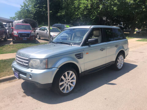 2006 Land Rover Range Rover Sport for sale at CPM Motors Inc in Elgin IL