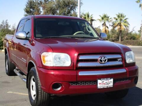 2006 Toyota Tundra for sale at PRIMETIME AUTOS in Sacramento CA