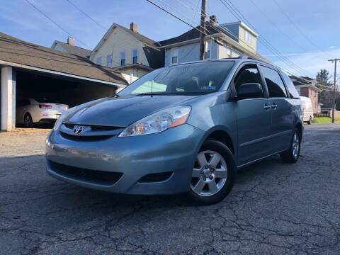 2008 Toyota Sienna for sale at Keystone Auto Center LLC in Allentown PA