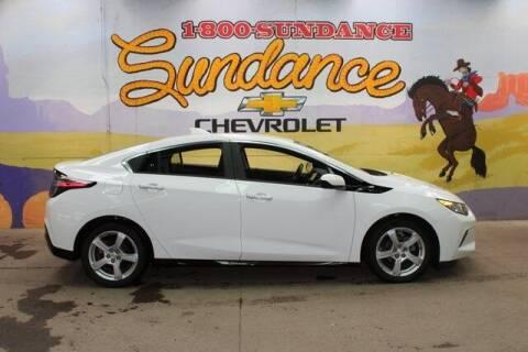 2018 Chevrolet Volt for sale at Sundance Chevrolet in Grand Ledge MI