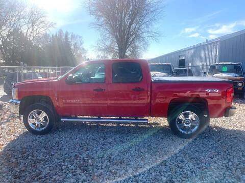 2012 Chevrolet Silverado 1500 for sale at Iowa Auto Sales, Inc in Sioux City IA