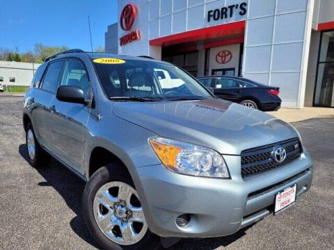2008 Toyota RAV4 for sale at Auto Smart of Pekin in Pekin IL