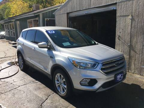 2017 Ford Escape for sale at 4X4 Auto Sales in Durango CO