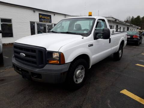 2005 Ford F-250 Super Duty for sale at Plaistow Auto Group in Plaistow NH