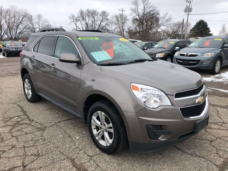 2010 Chevrolet Equinox for sale at River Motors in Portage WI