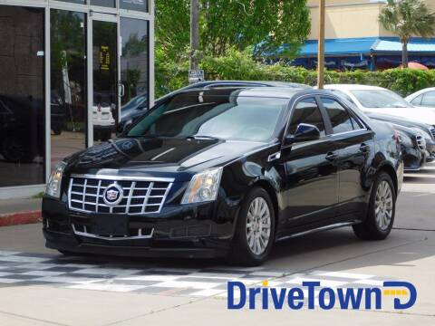2013 Cadillac CTS for sale at DriveTown in Houston TX