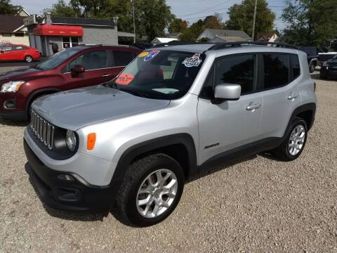 2017 Jeep Renegade for sale at Economy Motors in Muncie IN