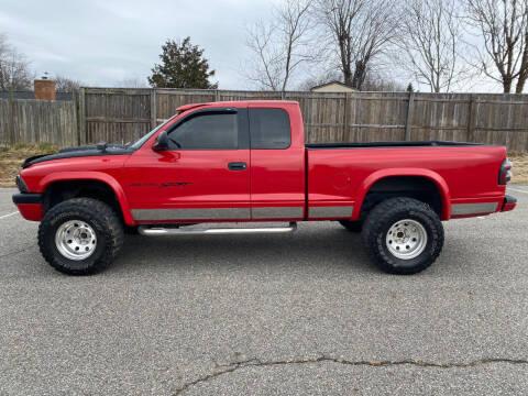 2001 Dodge Dakota for sale at Superior Wholesalers Inc. in Fredericksburg VA