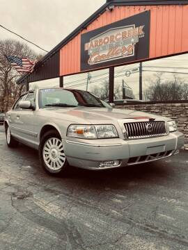 2007 Mercury Grand Marquis for sale at Harborcreek Auto Gallery in Harborcreek PA