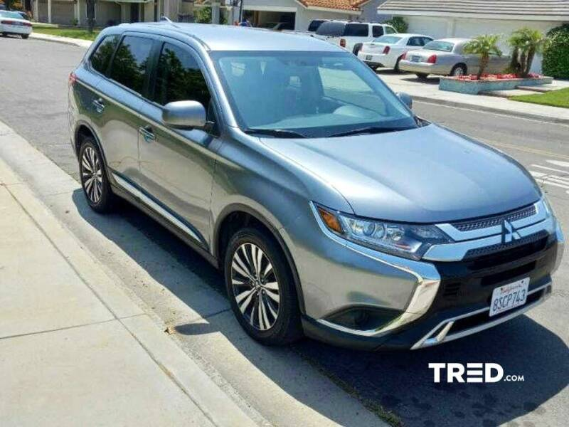 2019 Mitsubishi Outlander for sale in Los Angeles, CA