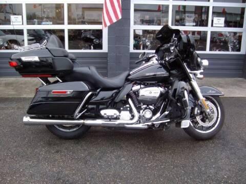 2017 Harley-Davidson FLHTKL for sale at Goodfella's  Motor Company in Tacoma WA