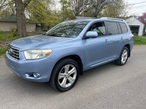 2008 Toyota Highlander for sale at Via Roma Auto Sales in Columbus OH