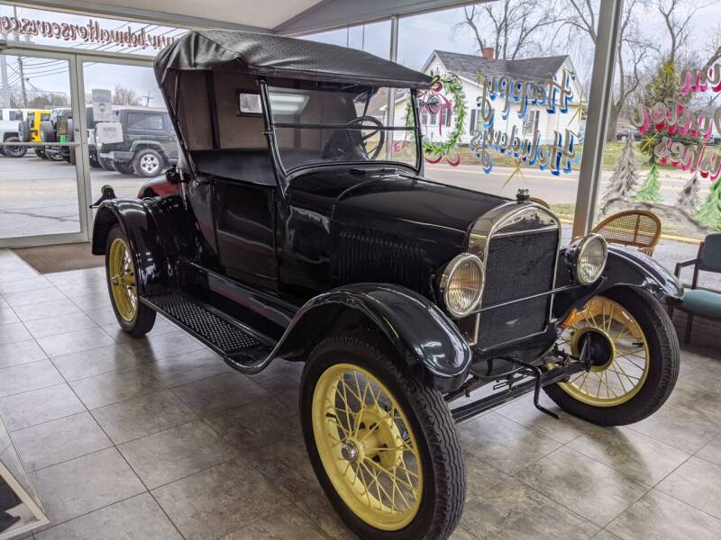 1926 Ford Model T for sale at Bob Walters Linton Motors in Linton IN