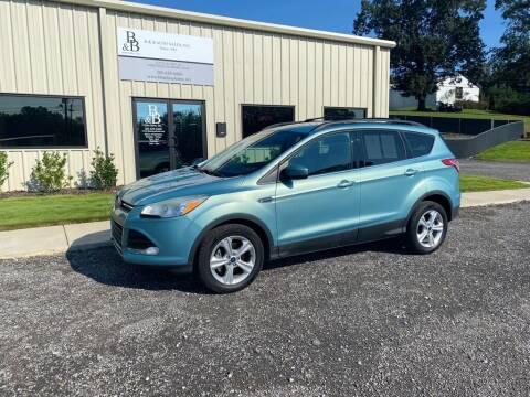 2013 Ford Escape for sale at B & B AUTO SALES INC in Odenville AL